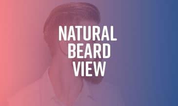 Natural Beard View