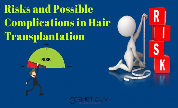 What is the Risks in Hair Transplantation?