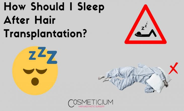 Sleeping Positions After Hair Transplant