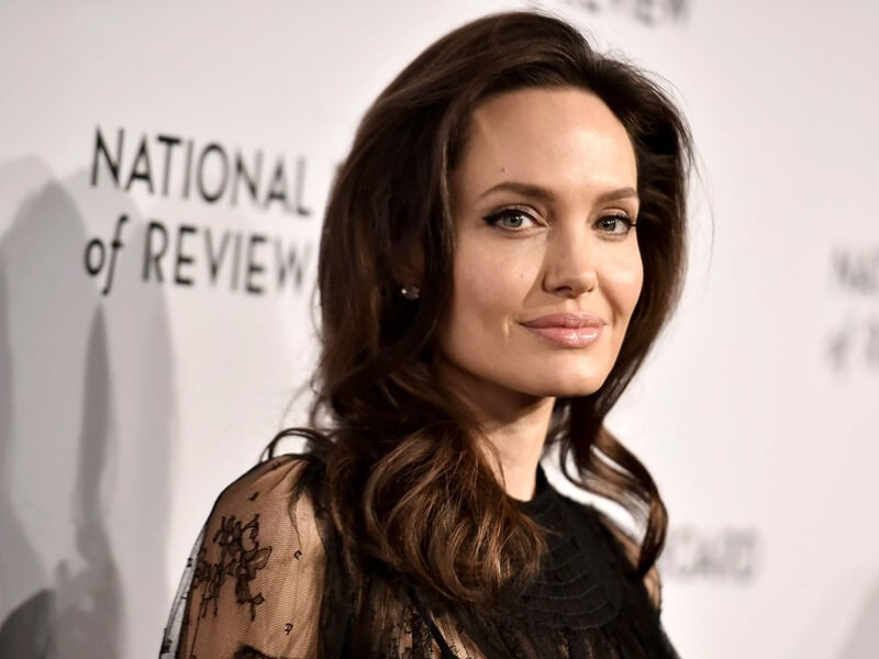 Angelina Jolie Breast Augmentation with Implants