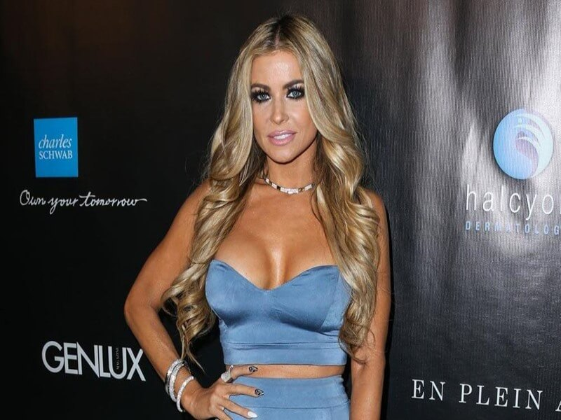 Carmen Electra Breast Augmentation with Implants
