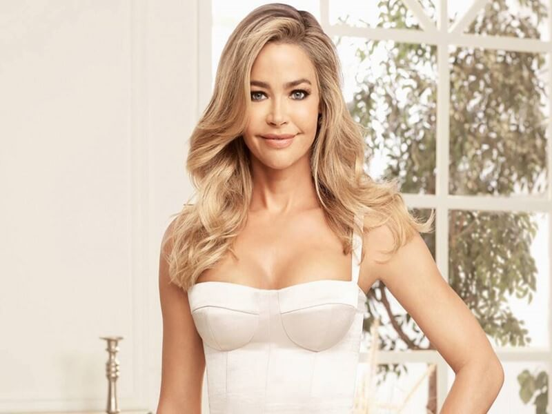 Denise Richards Breast Augmentation with Implants