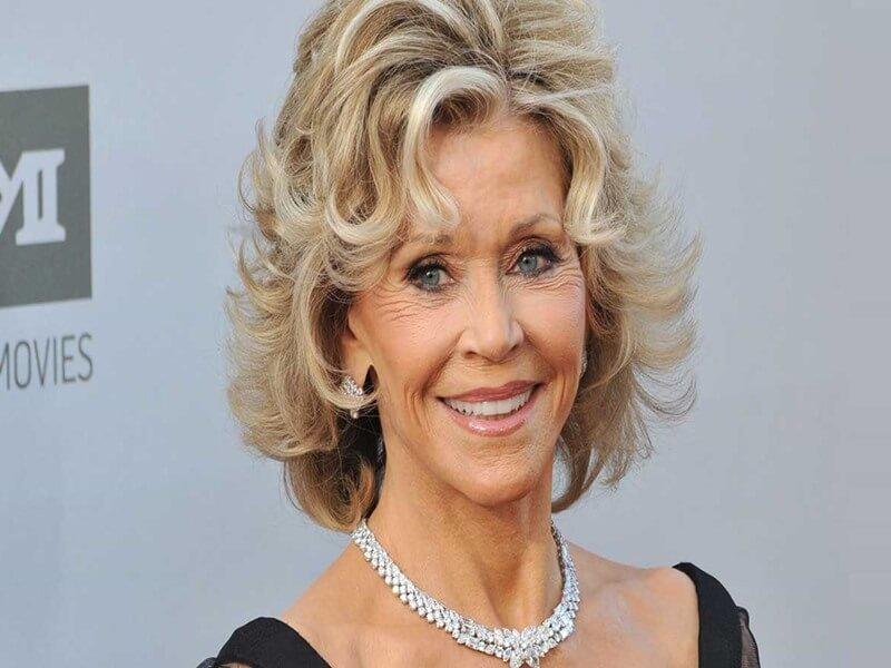 Jane Fonda Breast Augmentation with Implants