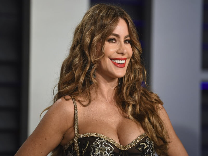 Sofia Vergara Breast Augmentation with Implants