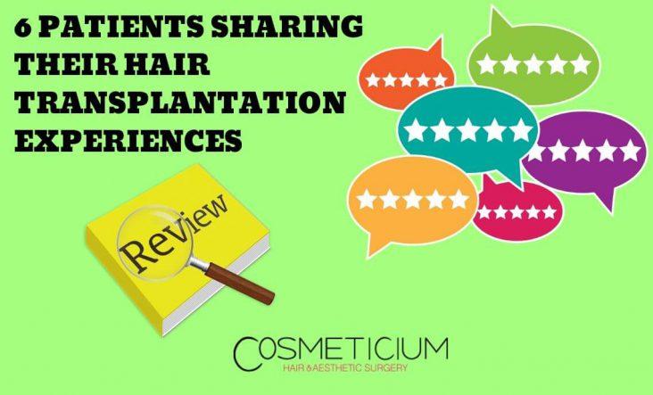 Hair Transplantation Experiences - Cosmeticium