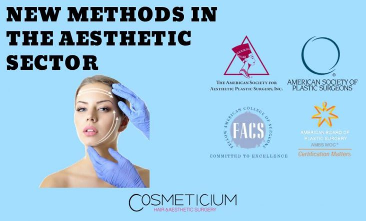 New Methods for Aesthetic Sector