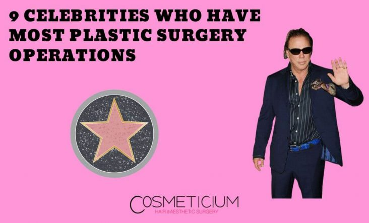 Which Celebrities Have Plastic Surgery?