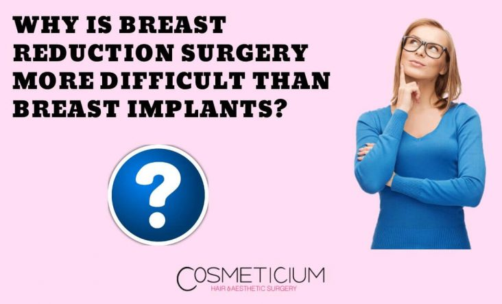 Breast Reduction Vs. Breast Implants