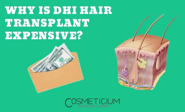 Cost of DHI Hair Transplantation