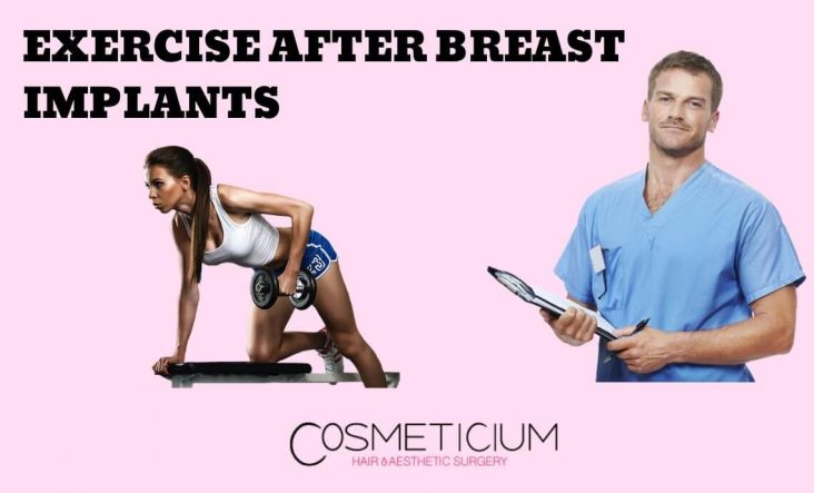 Exercise After Breast Implants