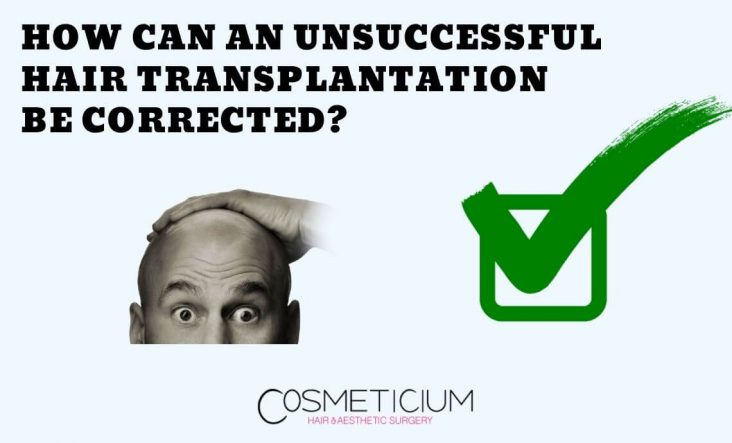 Hair Transplantation Repair