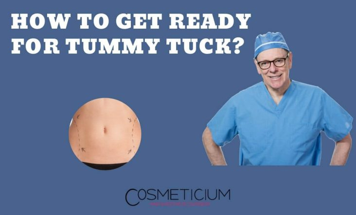 Preparation Phase for Tummy Tuck