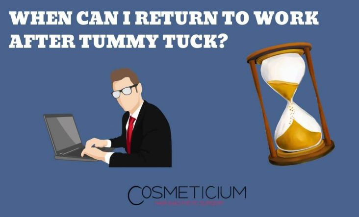 How Long is the Recovery Time of the Tummy Tuck Procedure?