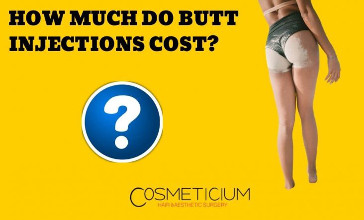 Average Prices for Butt Injection