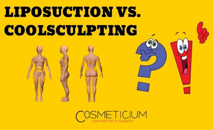 Liposuction and Coolsculpting