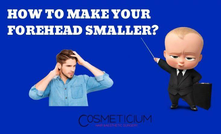 Forehead Hair Transplantation