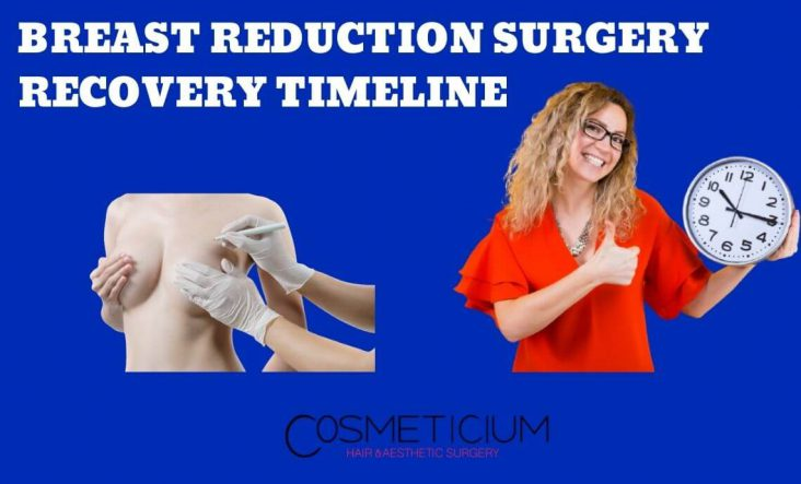 Recovery After Breast Reduction Surgery
