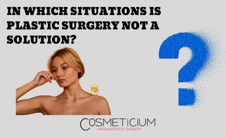 Plastic Surgery As a Solution