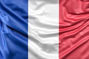 France National Flag