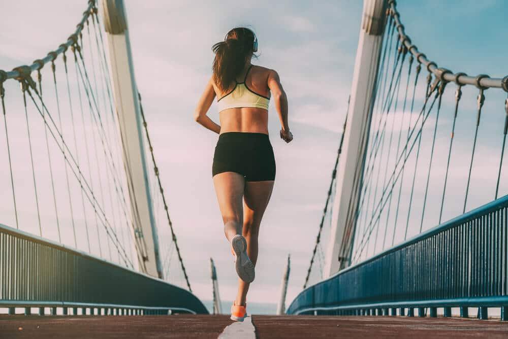 Jogging Regularly