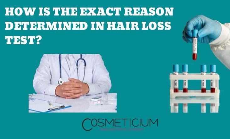 Hair Loss Test