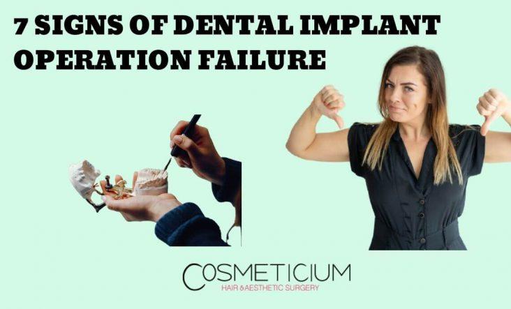 Dental Implant Failure